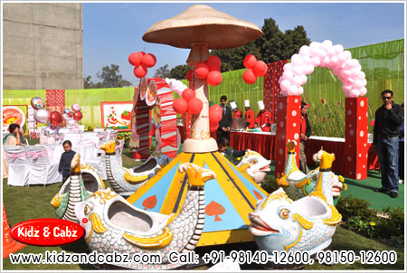 children toy train for marriage palace in ludhiana punjab - kids theme balloon party decorators ludhiana punjab